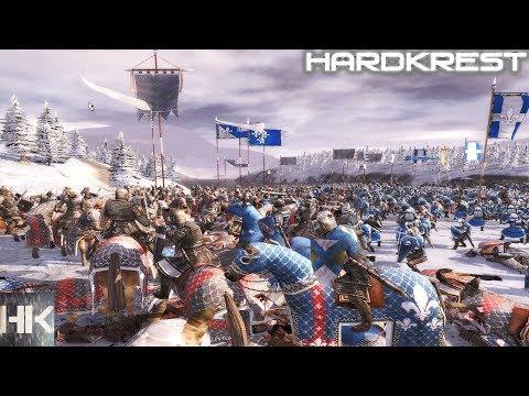Medieval 2 Total War - прохождение - Франция - Hardcore =18= Бомбезный штурм