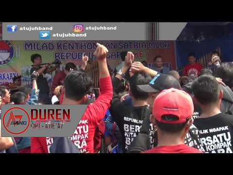 Atu7uh Band - DUREN (Duda Keren) - Karaoke Version
