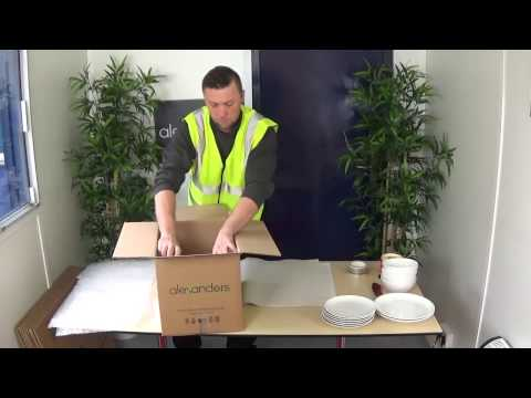 How To Pack Kitchen Crockery - Moving Tips...