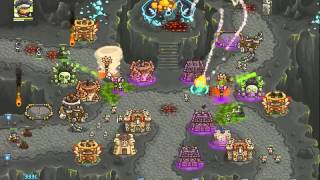 KINGDOM RUSH FRONTIERS: EMBERSPIKE DEPTHS