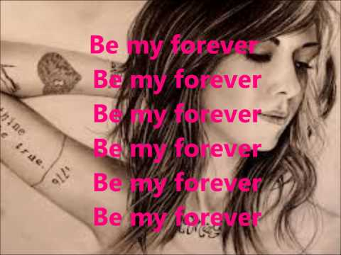 Christina Perri  Be My Forever Lyrics Featt Ed Sheeran