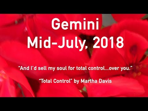 Gemini WHO WANTS THEIR EX BACK? JULY 2018 MID MONTH Tarot Reading - 동영상