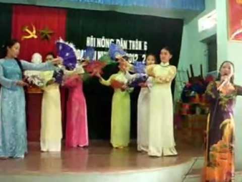 Ngày Phụ Nữ ( 8/3/2012 ) Xóm 6- Dân Quyền - Triệu Sơn Thanh Hóa