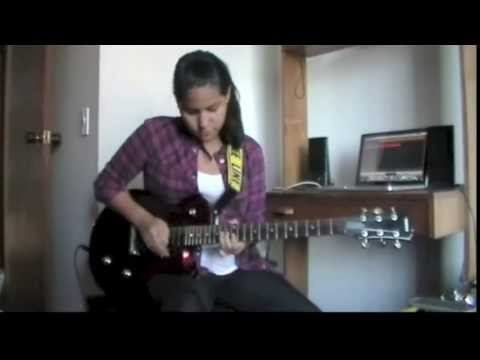 Tesla - Love Song solo cover