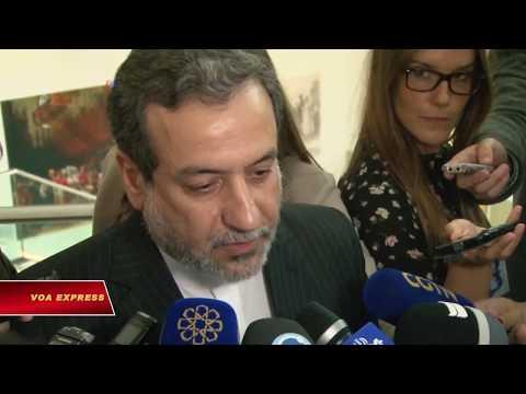 Iran ra hạn chót để cứu vãn hiệp định hạt nhân (VOA)