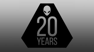 Alienware - 20 Years Of Gaming Excellence