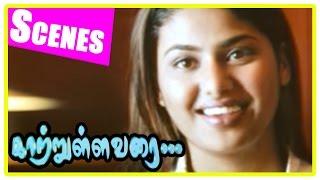 Kaatrulla Varai Tamil Movie | Scenes | Pranathi signs Khazan Khan's film | Jai Akash | Madhupriya