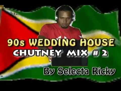 90s Wedding House Chutney Mix # 2 by Selecta Ricky