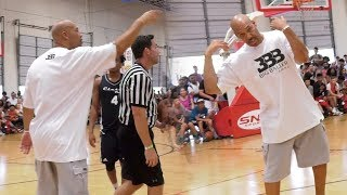 Lavar Ball FORFEITS Big Ballers PLAYOFF GAME After Getting a TECH!