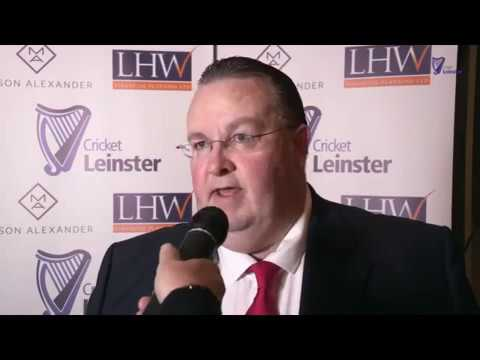 2018 Cricket Leinster Premier League sponsor announcement