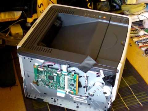 hp laserjet p2015 repair after repairs midnightmods com youtube rh youtube com