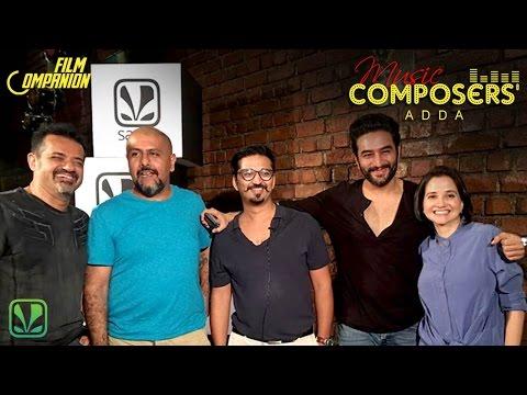 Music Composers' ADDA | Vishal-Shekhar, Amit Trivedi and Ehsaan Noorani