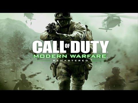 Modern Warfare 1: Original VS. Remastered Graphics Comparison