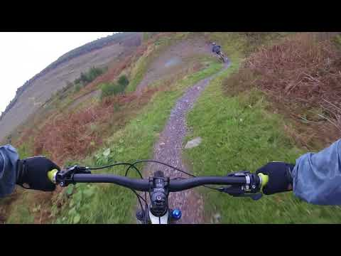 7stanes Mabie, red route, Oct 2017