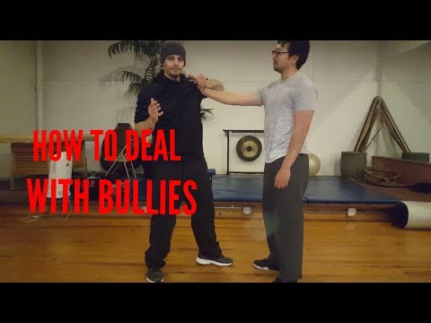 9 Self-Defense Ways of Defend Against Bullying