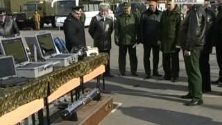 Вести-Хабаровськ. Показ техніки та озброєння