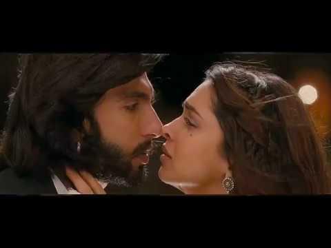 Ram leela Ranveer/Deepika all kisses