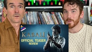 Kabali Teaser REACTION! | Tamil Movie | Rajinikanth