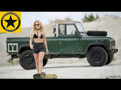 RC LAND ROVER thru the wild KURDISTAN (Episode 30)
