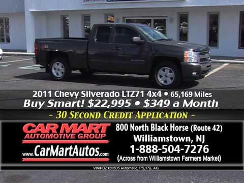 """$2000 Minimum Trade Event"" Car Mart, Williamstown NJ"