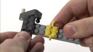 Lego® Creator Designer Tips - How To Build Buggy Suspension