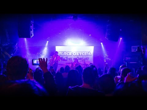 """Black Oxygen (David & Nick Lyle) - SOLD OUT Whisky A Go-Go (FULL SHOW) """"The Times Of Our Lives"""" Tour"""