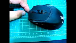 CM Storm Xornet Gaming Mouse - Unboxing and Product Overview