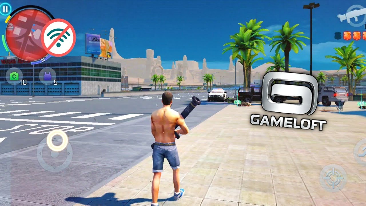 Download Top 13 Best Gameloft Games For Android  2021 HD || OFFLINE