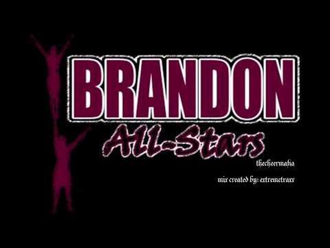 Brandon Allstars Senior Black 2013 (The Majors, NCA and Worlds)