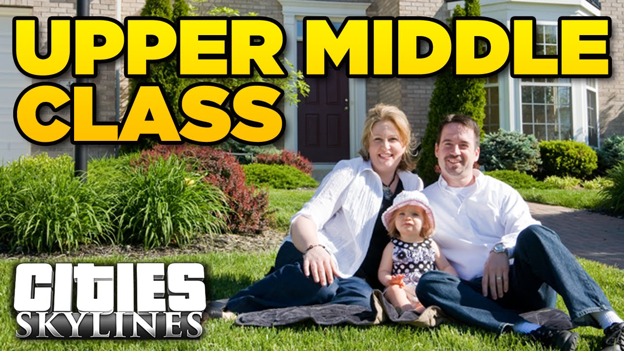 upper middle class dating Since 2000, the middle-class share of households has narrowed as more have fallen to the bottom of the economic ladder.