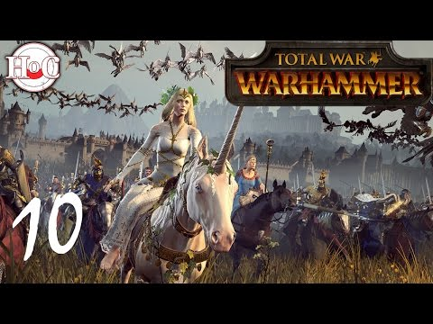 Total War Warhammer - Bretonnia - Fay Enchantress Campaign 10