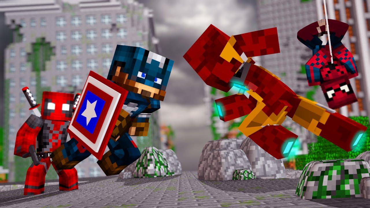 minecraft guerra civil batalha de boss portugapc