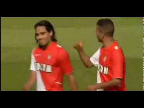 Golazo Falcao | As Monaco 2-0 Leicester City | HDvideo 2013-2014 Videos De Viajes