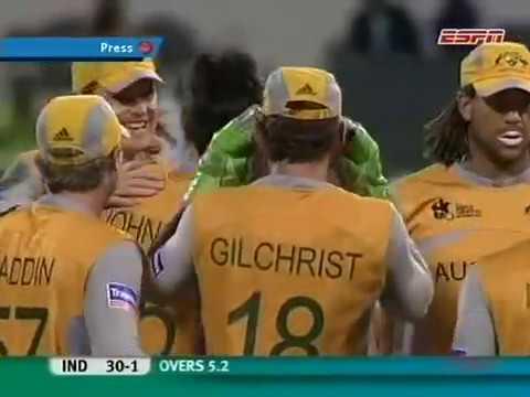 Ind Vs Aus 2007 Semifinal