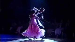 Marcus & Karen Hilton Viennese Waltz Showdance WSS 1998