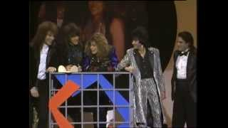 Bon Jovi Wins Pop/Rock Group - AMA 1988