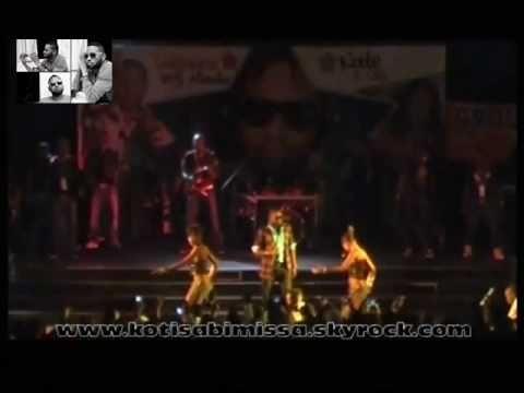 Ferre Gola - Maboko pamba (live Angola 2010)