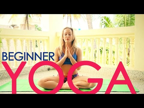 Beginner Yoga Practice with Kino in Mysore, India