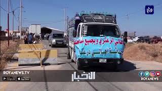 الجيش .. الكثير من المندسين بين النازحين من سوريا - (3-7-2018)