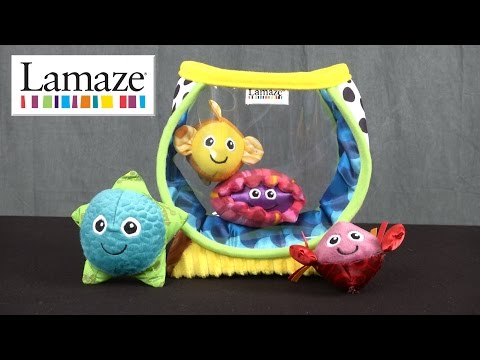 Lamaze My First Fishbowl From TOMY