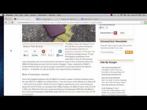 EnFind on Ziff Davis Sites