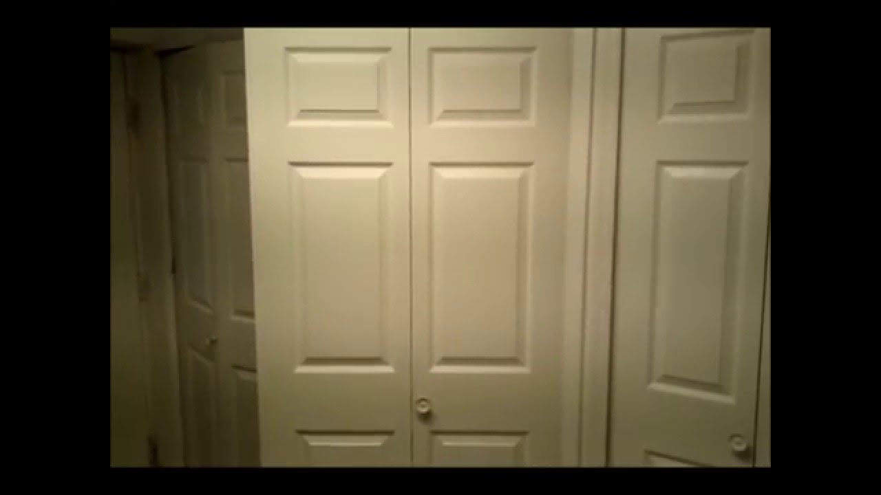 How To Replace An Odd Size Closet Door Youtube