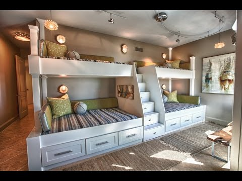 wonderful bedroom furniture interior with bunk beds for teenager