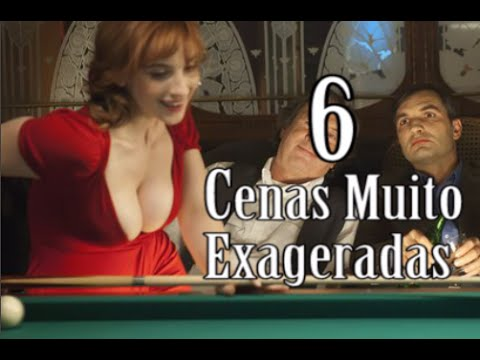 (+16) 6 CENAS DE FILMES MUITO EXAGERADAS