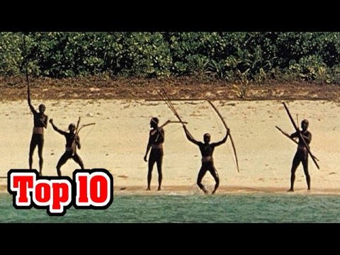 Top 10 ISOLATED TRIBES That STILL Exist