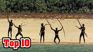 Top 10 UNCONTACTED TRIBES That STILL Exist