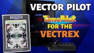 VECTOR PILOT - Time Pilot for the Vectrex!