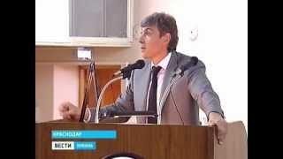 Сергей Галицкий поделился со студентами секретами