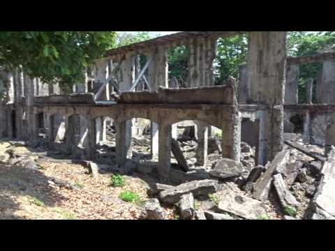 Corregidor Island and Ghost Hunting.