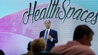 The State of Healthcare Transformation | Larry Antonucci (Lee Health) speaks at HealthSpaces